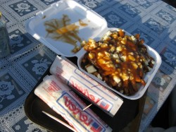 Poutine & Steamies