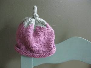 Bella's Berry Hat