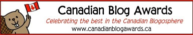 Canadian Blog Awards: Vote