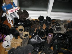 House Concert Boots (Including five pairs of Blundstones)
