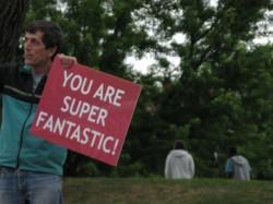 You are SUPER FANTASTIC